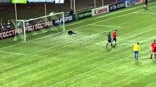 НСП: Грозный - Бразилия-2002. Гол забил Рамзан Кадыров!