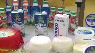 Чеченская продукция пользуется большим спросом на потребительском рынке за пределами региона