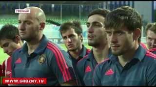 В Грозном прошел ежегодный турнир по футболу на Кубок Первого Президента Чечни Ахмата-Хаджи Кадырова
