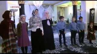 Рамзан Кадыров - С 8 марта