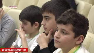 В центре образования им. Ахмат-Хаджи Кадырова прошли ежегодные соревнования по робототехнике