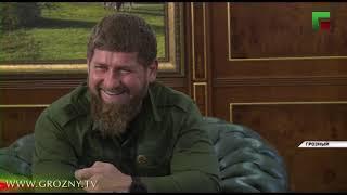 Рамзан Кадыров взял в охрану шестилетнего Магомеда-Эмина Газиева