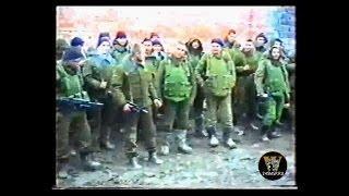 Чечня. Морская пехота СФ в Грозном 1995г. - 4 ч.
