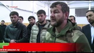 Рамзан Кадыров не позволит наркотикам лишить молодежь будущего