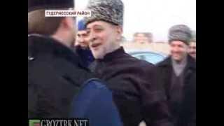 Потомки Батал-Хаджи Белхороева посетили могилу первого Президента Чечни