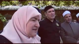 Сегодня дом моего дорогого ОТЦА Ахмат-Хаджи Кадырова посетили уважаемые во всем исламском мире гости
