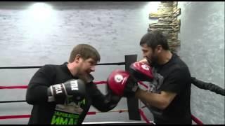Рамзан Кадыров бокс!