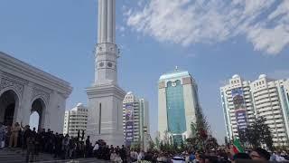 """Открытие мечети """"Гордость Мусульман"""" в Чечне."""
