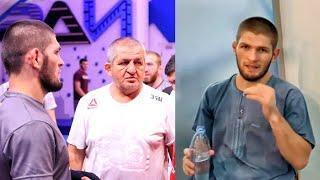 ГОЛОДНЫЕ ОРЛЫ  ЛЕТАЮТ ЗА ЖЕРТВОЙ! ХАБИБ  О СВОЕМ САМОЧУВСТВИИ ЗА 9 ДНЕЙ ДО БОЯ НА UFC 242!