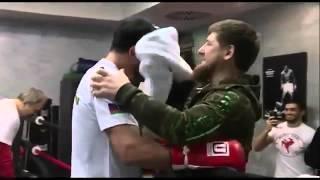 Рамзан Кадыров   Забит Самедов мой брат