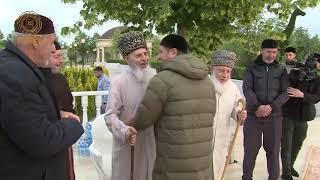 Накануне я пригласил на ифтар Хожахмеда-Хаджи и всех остальных близких мне людей рода Кадыровых