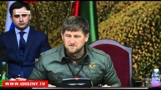 Рамзан Кадыров разрешил открывать огонь на поражение