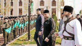 По воле Всевышнего мы открыли школу хафизов в городе Шали