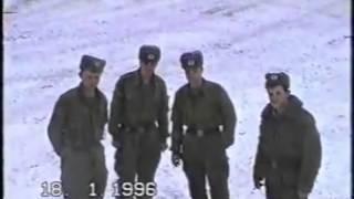В ч 3673 г в Грозном, январь 1996 год