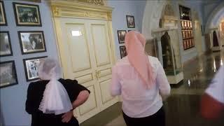 Автопробег НОД Большая Россия г Грозный Музей Ахмат Хаджи Кадырова