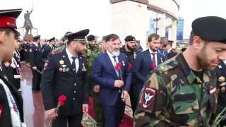 В Грозном отметили восьмую годовщину со дня отмены режима контртеррористической операции в ЧР