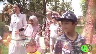РОФ им. А-Х. Кадырова организовал благотворительную акцию для детей из малоимущих семей Чечни