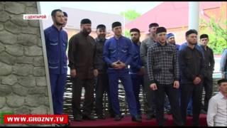 В доме главы Чечни второй день проходят религиозные мероприятия памяти Ахмата-Хаджи Кадырова