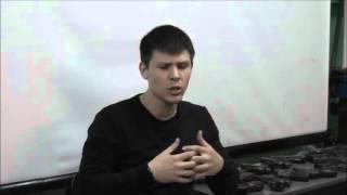 Лекция о чеченской истории и культуре