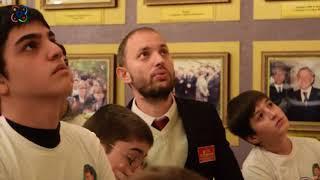 Посещение музея Ахмат Хаджи Кадырова ко Дню народного единства