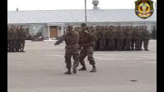 учения 34отряд специального назначения г.Грозный