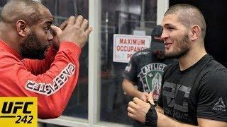 ХАВЬЕР О БОЕ ХАБИБА против ПОРЬЕ НА UFC 242/ ДС против МИОЧИЧА! ИНТЕРВЬЮ НА РУССКОМ!