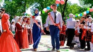 ★Выпускной 2015★ Последний звонок г.Грозный СОШ 24