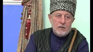 Главе республики на вечное хранение передан посох устаза Юсуп - Шейха