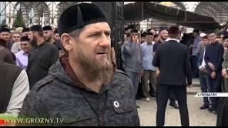 Рамзан Кадыров выразил соболезнования родным и близким Юсупа Темерханова