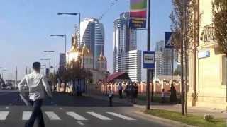 Мой город Грозный / Grozny City