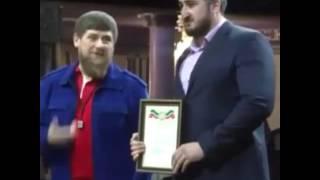 Рамзан Кадыров ( Прикол )
