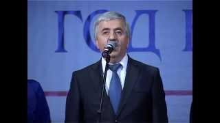 Сводный концерт Чеченской республики в ГДК Избербаш