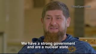 Рамзан Кадыров: мы весь мир раком поставим