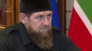Итоги поездки в Сирию муфтия Чечни Салах Хаджи Межиева