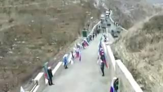 Открытие Ахульго. Рамазан Абдулатипов. 20 января 2017 года