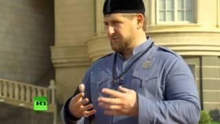 Рамзан Кадыров о чеченцах на Украине