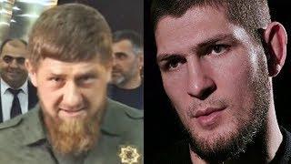 КАДЫРОВ НАЕХАЛ на ХАБИБА?  Реакция Рамзана Кадырова на конфликт Тимати и Нурмагомедова