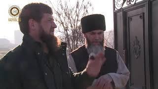 Рамзан Кадыров дал старт строительству новой мечети в Грозном!
