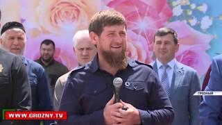 В Центре образования Грозного имени Ахмата-Хаджи Кадырова прошел Последний звонок