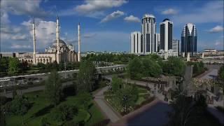 Рашана Алиева и детская студия Ихьсан - Город Грозный