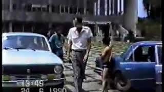 1990.год красивый город Грозный до военных действий.