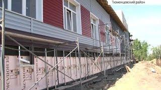 Первого сентября ученики села Юдиха пойдут в новую школу