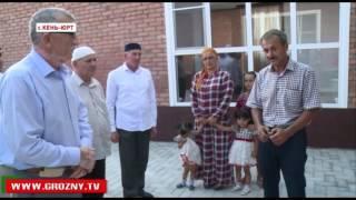 Фонд Кадырова оказал помощь семье Арсанукаевых