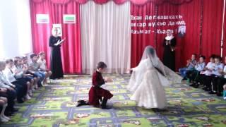 День рождение Ахмат-Хаджи Кадырова. Детский сад №19 г. Грозный