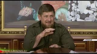 Рамзан Кадыров встретился с руководителями республиканских СМИ
