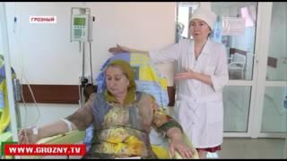 Фонд Кадырова приобрел cовременное  оборудование для онкологического диспансера