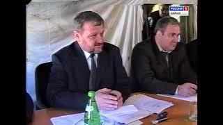 История Чечни Ахмат Хаджи Кадыров