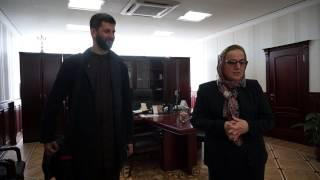 Экскурсия в Национальную библиотеку Чеченской республики, 2