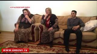 Фонд им. А.-Х. Кадырова оказал помощь Хизиру Абдрашидову
