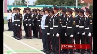 Прошел день суворовцев Чечня.